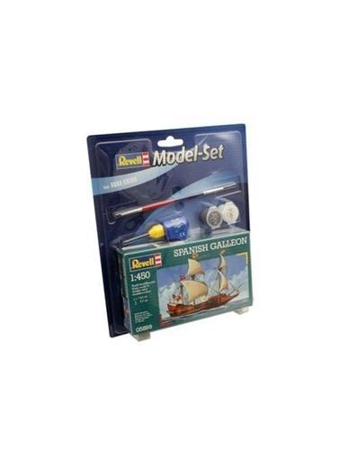 Revell  Spanish Galleon Maket Seti 65899 Renkli